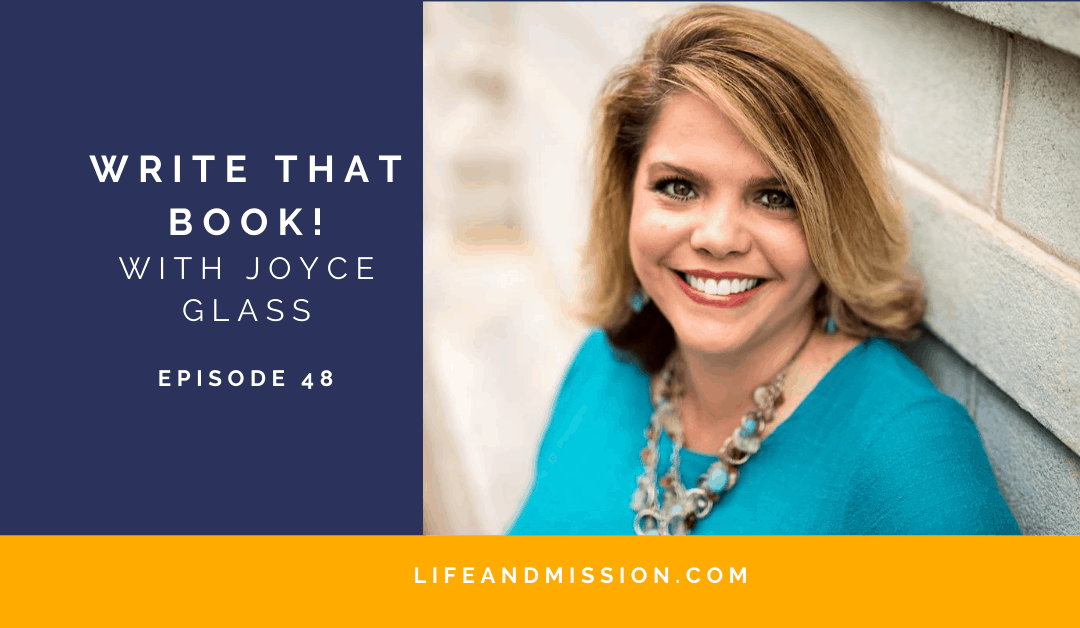 Write That Book! Interview with Joyce Glass