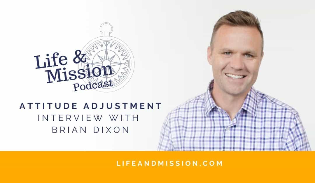 Attitude Adjustment: Interview with Brian Dixon