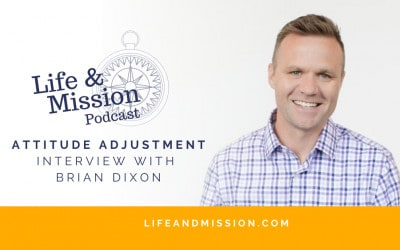 Attitude Adjustment: Interview with Brian Dixon