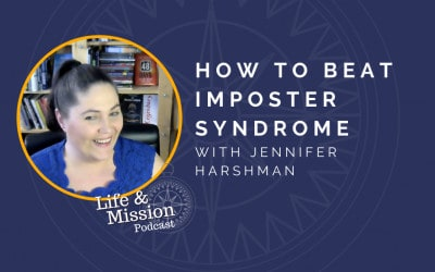 How to Beat Imposter Syndrome, with Jennifer Harshman